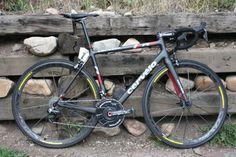 Pro Bike Gallery: Christian Vande Velde's Cervelo R5 - VeloNews.com