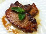 Honey Garlic Pork Chops: One of our most POPULAR #recipes on Pinterest! Find out why it's soooo good. ;-) | via @SparkPeople