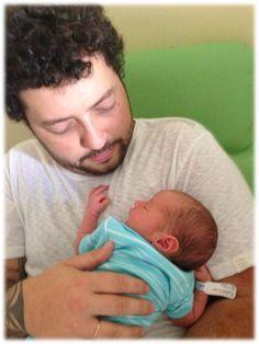 Amor de Pai - É assim no começo, um misto de surpresa, insegurança e encantamento