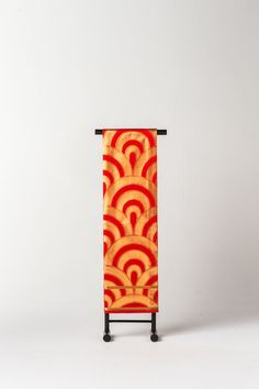 Japanese Kimono Circle-superposed Pattern Obi