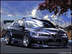 Alfa Romeo Breraby *jonsibal  Customization / Wallpaper / Vehicles©2007-2012 *jonsibal  #alfavirus  #alfaromeo