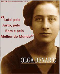 Trabalho de Recuperação de história: Olga Benário e Luís Carlos Prestes: Ideologia e Ro...