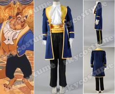 Cheap costume fireman, Buy Quality costume net directly from China cosplay wig Suppliers: Beauty and the Beast Prince Adam Cosplay Costume DescriptionBeauty and the Beast Prince Adam Cosplay Costume, Tailo