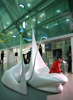 BIG, INABA, MAD, mass studies: urban plan proposal for ansan city - south korea