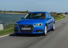 Meer foto's van de nieuwe Audi A4