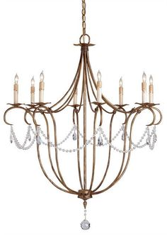 Buy the Currey and Company 9881 Rhine Gold Direct. Shop for the Currey and Company 9881 Rhine Gold Crystal Light 8 Light Single Tier Chandelier with Customizable Shades and save. French Chandelier, Silver Chandelier, Chandelier Ceiling Lights, Foyer Chandelier, Chandelier Ideas, Ceiling Fans, Crystal Lights, Large Chandeliers, Crystal Chandeliers