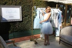What do you get when you combine Lauren Conrad and one of Disney's classic animated films? The answer is a dreamy new collection from Lauren's LC Lauren Conrad line at Kohl's inspired bythe original animated film, Cinderella.