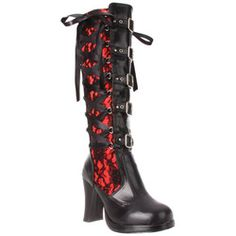 Gothic Lacers Boot