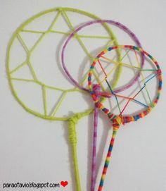 Otávio.: PAP raquete de bolha de sabão