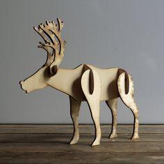 Christmas-Reindeer-tree-WoodenSpoons-plywood-ply-2-e1440928504846.jpg (3460×3460)