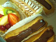 COTE FRANCE - Tartes-aux-fruits, mille-feuilles , eclairs and more (Boca Raton, Florida). https://plus.google.com/110667684472282538529/about