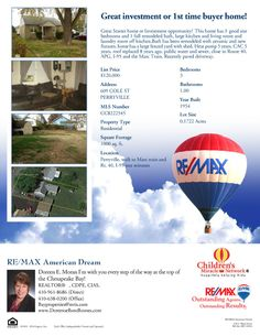 #doreensellsmdhomes reduced! call me now!