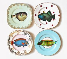 Oh my Etsy- Unique Upcycled Vintage Homewares by Yvonne Ellen - Upcyclista