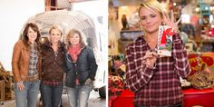 @gactv: Don't miss NEW #JunkGypsies Friday 10/9c. @MirandaLambert is getting a @junkgypsy sewing lesson!