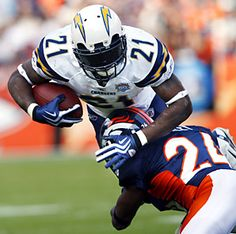 San Diego chargers vs. Denver broncos mnf can't wait!!!