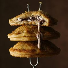Mini  S'mores hand pies.  These will be great for my Tupperware Empanada/pie makers.