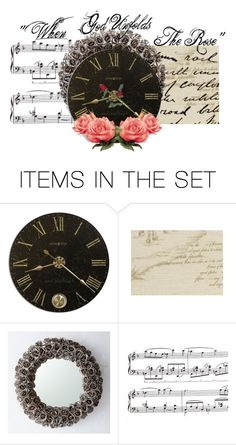 """He Always Gets It Right"" by faith91 ❤ liked on Polyvore featuring art"