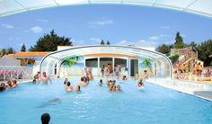 piscine couverte découverte...