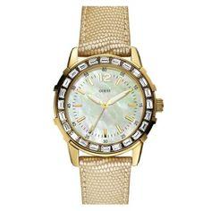 Me gustó este producto Guess Reloj de Cuero para Mujer . ¡Lo quiero!