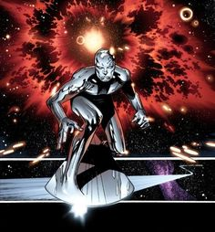Icons: SILVER SURFER – The 'Radd'est Cosmic Creation of Marvel Comics | Newsarama.com