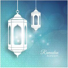 Free Download Ramadan Wallpaper  & Vectors  http://www.cgvector.com/vector-free-scroll-design-elements/