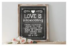 INSTANT 'Love is Intoxicating' Drinks are on us SIP & by JoJoMiMi
