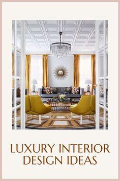 Luxury Interior Design Ideas | Grand Interior #luxuy #interior #designs #ideas