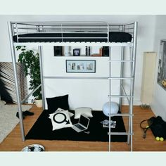 9 Best Mezzanine Ikea Stora Images Loft New Room Bed