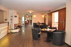 Verbringen Sie gemütliche Stunden im Kaminzimmer des AKZENT Aktiv & Vital Hotel Thüringen.