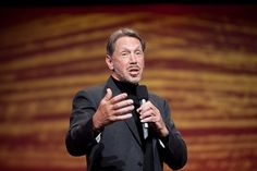 Larry Ellison was raised in a difficult household, switched jobs frequently, and almost went bankrupt. But his persistence made him one of the richest men on earth.