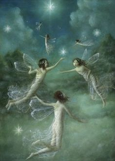 Our Dance of the fairies close and far we all come together. Stephen Mackey.