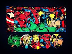 Marvel gtube feeding tube Mickey Button belt by MyTubiescloset, $20.00