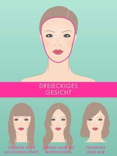 Der richtige Haarschnitt für jede Gesichtsform: für rundes Gesicht ✓ für längliches Gesicht ✓ Haarschnitte für herzförmiges Gesicht & mehr – Jetzt ansehen »