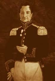 17-06-1834, murió en Caracas, Lino de Clemente. Militar petareño independentista.1er. Ministro de la Defensa.