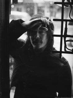 Norman Reedus for So It Goes April 15 Ph James Burke 3