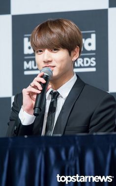 Jungkook❤ BTS BBMAs Press Conference~ (PRESS - 170529) #BTS #방탄소년단