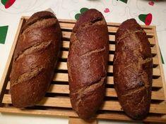 Trei baghete negre Ale, Bread, Recipes, Food, Ale Beer, Brot, Recipies, Essen, Baking