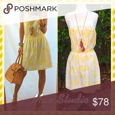 🌼Max🌼 Shine on fashionista's!, posh fest!? Hot sunny LA weather!?, this is all you need with some extra shoe and arm candy!. Rock some boots and fun jewels your LA HOT!. New with tags!!! Max Studio Dresses Midi
