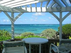 Private Beach Home, Directly on the Atlantic with Ocean KayaksVacation Rental in Green Turtle Cay from @homeaway! #vacation #rental #travel #homeaway