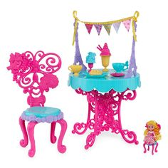 Disney 21-pc. Fancy Nancy Toy Playset - Girls 4th Birthday Parties, 1st Birthday Girls, 10th Birthday, Minnie Mouse Toys, Nancy Doll, Fancy Nancy, Barbie Accessories, Lamb, Christmas