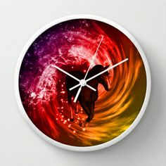 #Horse #Wall #Clock by nicky2342 - $30.00