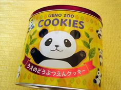 who doesn't love panda cookies!?