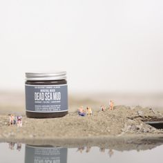 Treat yourself and your body to a glamorous spa treatment with our Dead Sea Mud and Rhassoul mask. This is the best skin treat ever! And so fun for an at home spa ritual!  High in minerals uniquely found in the Dead Sea, youll feel and see this mask improve cell turnover, tighten pores, chase away fine lines, and gently ease itchy dry skin conditions. Regular use on your face, body and hair can smooth away dead cells, revealing a more healthy, youthful, glowing you. Rhassoul Clay, Juniper…