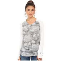 Kuhl Destini Hoodie Women's Sweatshirt ($69) ❤ liked on Polyvore