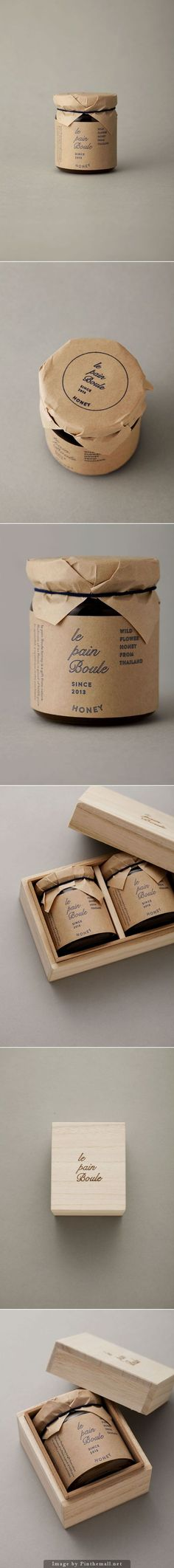 HONEY packaging (Honey Bottle Design)