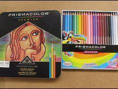 Cómo mezclar colores prismacolor