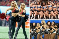 "PROFESSIONAL cheerleaders have sensationally claimed it's ""half of the job"" to be groped and sexually harassed by followers. Present and former cheerleaders in the NFL and NBA have revealed how they have been required to work together with supporters at occasions and events, the..."