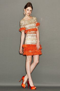 Marchesa Resort 2011 - Runway Photos - Fashion Week - Runway, Fashion Shows and Collections - Vogue