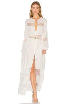 Yumi Kim Dream Weaver Maxi Dress in All White | REVOLVE https://api.shopstyle.com/action/apiVisitRetailer?id=528716615&pid=uid289-32908767-98