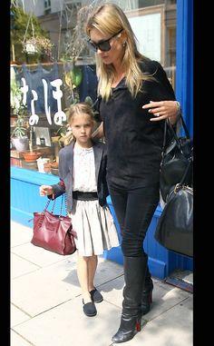 Las hijas de las madres icono en Vogue: Lila Grace